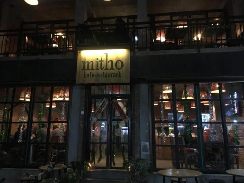 Mitho Restaurant, Kathmandu, Nepal