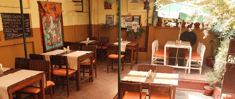 Rosemary kitchen and coffee shop, kathmandu, Nepal