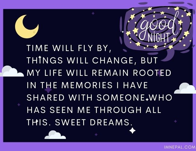 Sweet Good Night Messages, Wishes, Prayers, Texts & Images