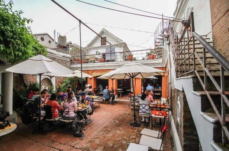 chez Caroline, Restaurant Kathmandu Nepal