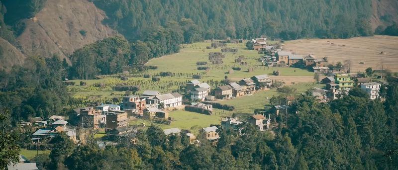 Balthali Villages Nepal