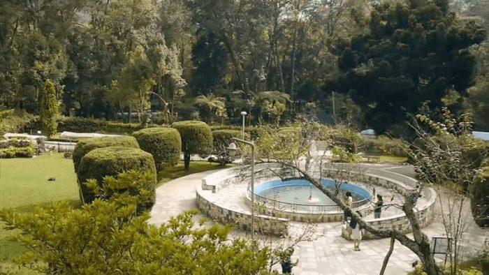 Godavari Botanical Garden Lalitpur Nepal