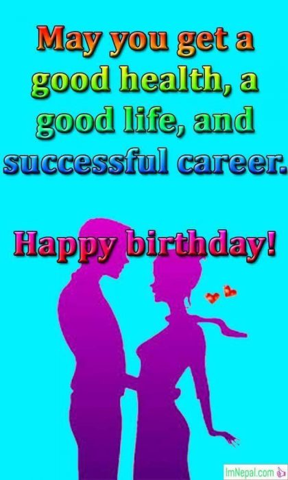 Happy Birthday Wishes For Girlfriend lovers sweetheart gf messages text greetings images wallpaper pics pictures photo