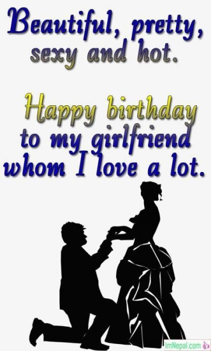 Happy Birthday Wishes For Girlfriend lovers sweetheart gf messages text greetings images wallpapers pics pictures photos card