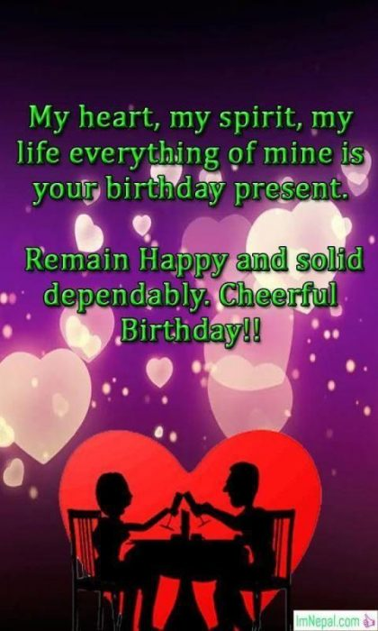 Happy Birthday Wishes For Girlfriend lovers sweetheart gf mobile messages text greetings image hd wallpapers pics pictures photo