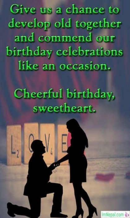 Happy Birthday Wishes For Girlfriend lovers sweetheart gf mobile messages text greetings images hd wallpapers pics pictures photos