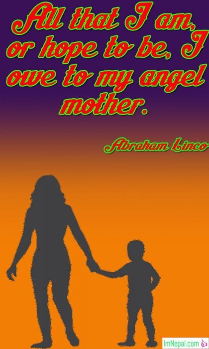Happy Mother's Day Quotes images quotations famous pics pictures photos love mom angel