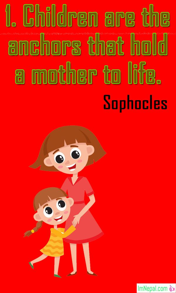 Happy Mother's Day Quotes images quotations famous pics pictures photos love mom children life
