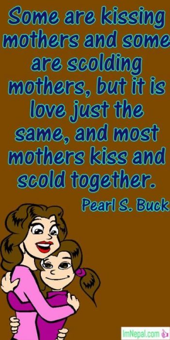 Happy Mother's Day Quotes images quotations famous pics pictures photos love mom kiss scolding