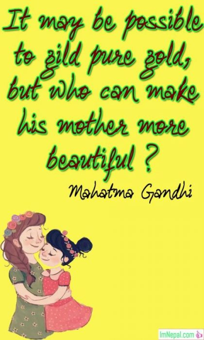 Happy Mother's Day Quotes images quotations famous pics pictures photos love mom possible gold beautiful