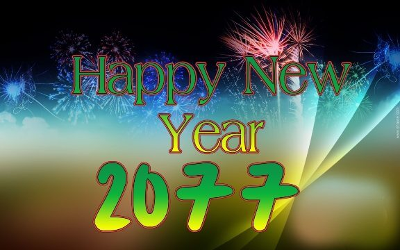 New Year Wishing Image
