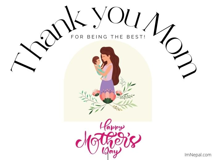 Thank you Mothers day