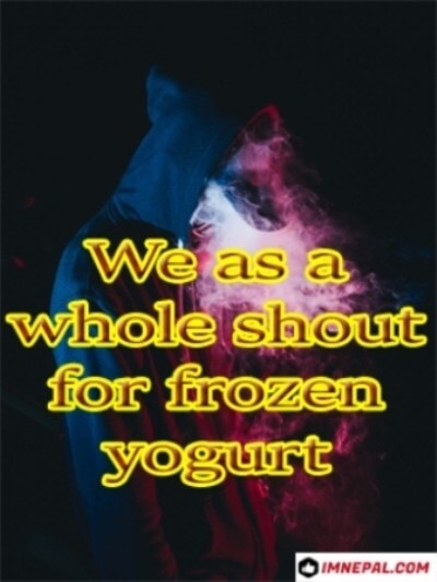 Facebook Captions For Profile Pictures yogurt
