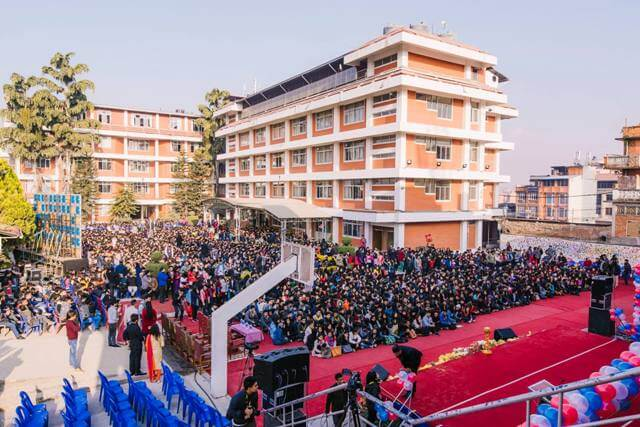 St. Xavier's College Kathmandu Nepal