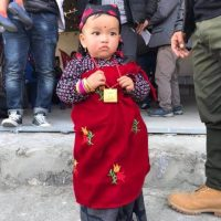 Gurung Dress For children girls