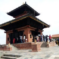Chandragiri Hills Station Cable Car Kathmandu Nepal Photos Bhaleswar Mahadev Temple