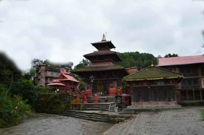 Gokarnashwar Mahadev Temple, Gokarna, Kathmandu, Nepal