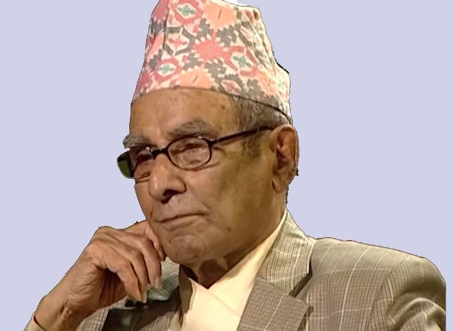 Everything You Want to Know About Madhav Prasad Ghimire, National Poet (Rashtrakabi) Of Nepali Literature