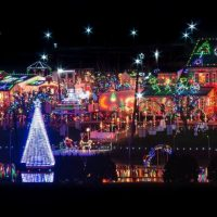 Branson, Missouri Christmas celebration image