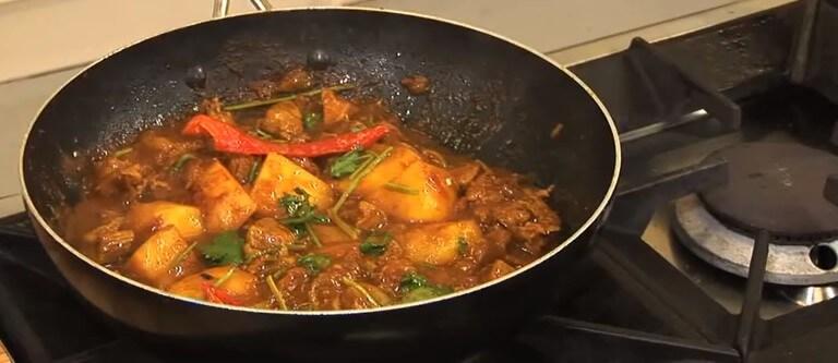 Gorkhali lamb curry recipe