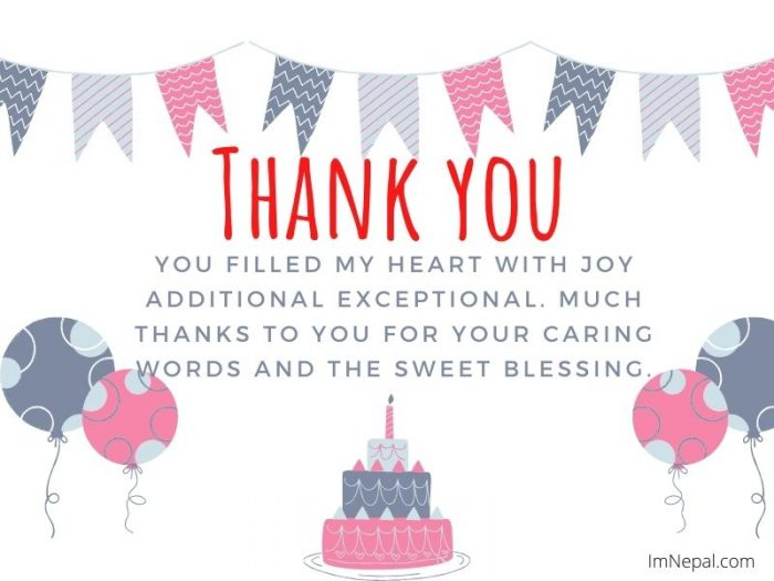 You filled my heart with joy additional exceptional. Much thanks to you for your caring words and the sweet blessing.