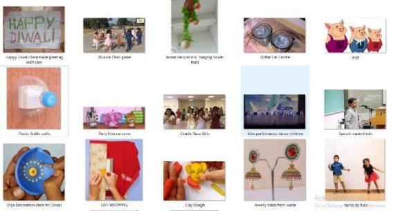 Diwali classroom activities