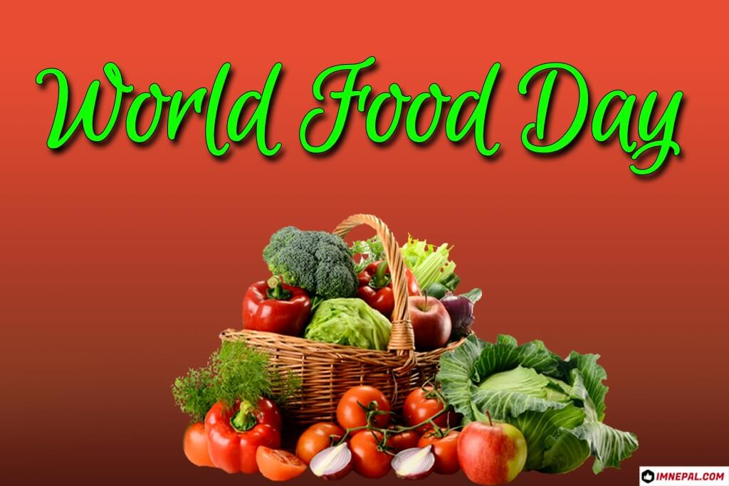 World Food Day Posters Photo