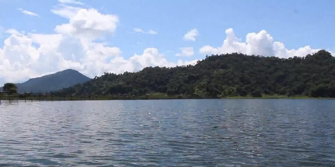 Rupa Lake Pokhara Nepal
