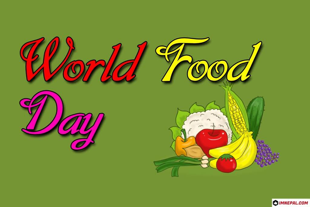 World Food Day Posters