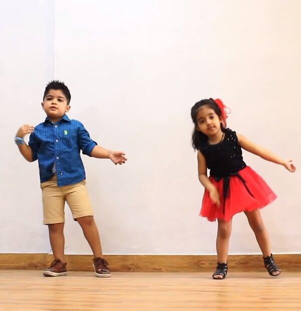 dance by Kids