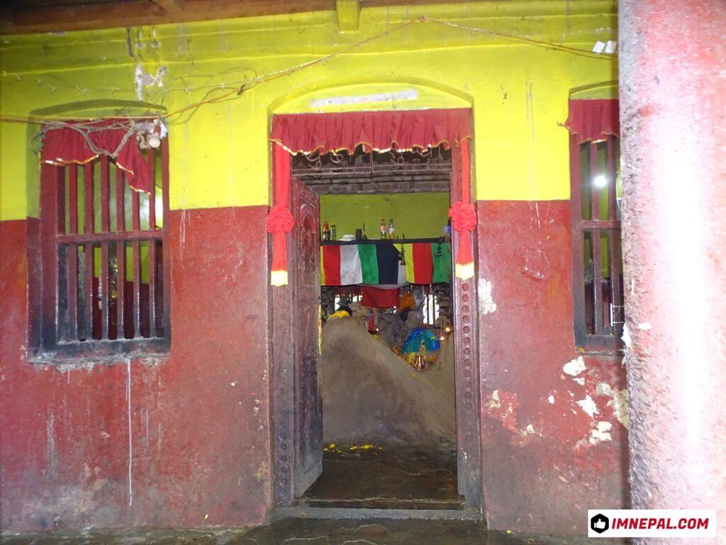 Budha Subba Mandir Gate