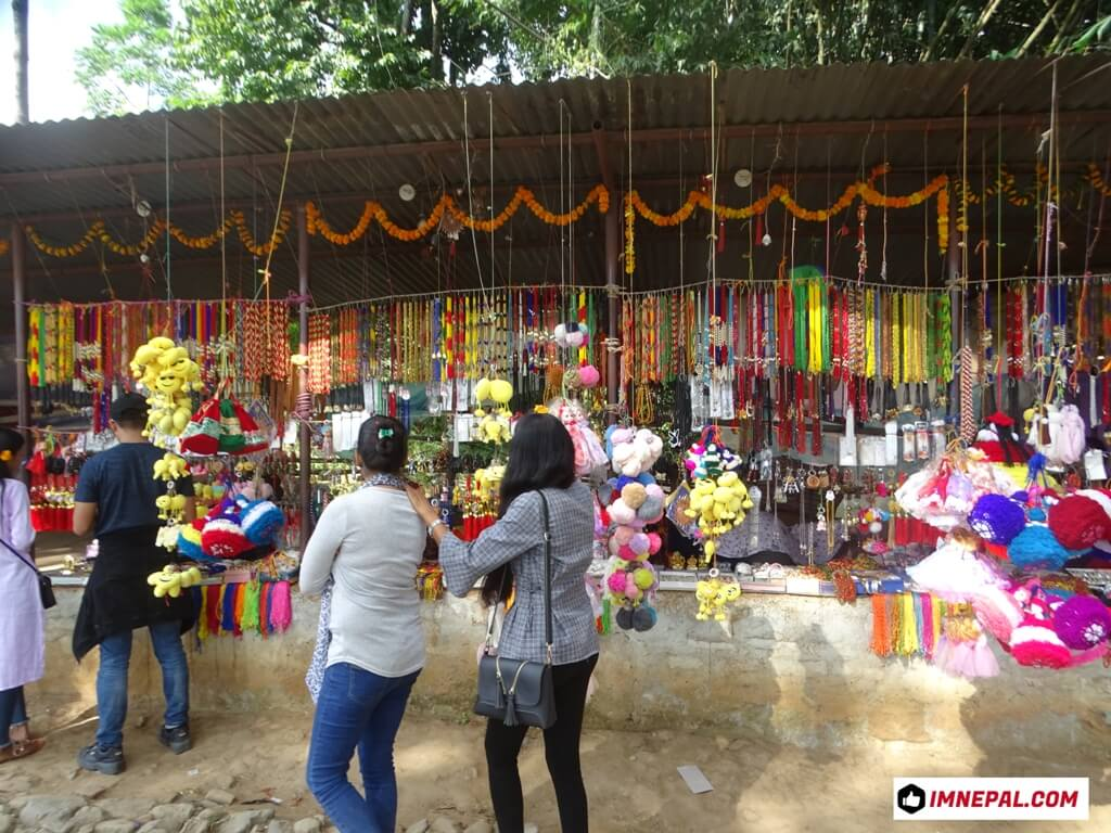 Budha Subba Temple Mandir Dharan, Nepal shop