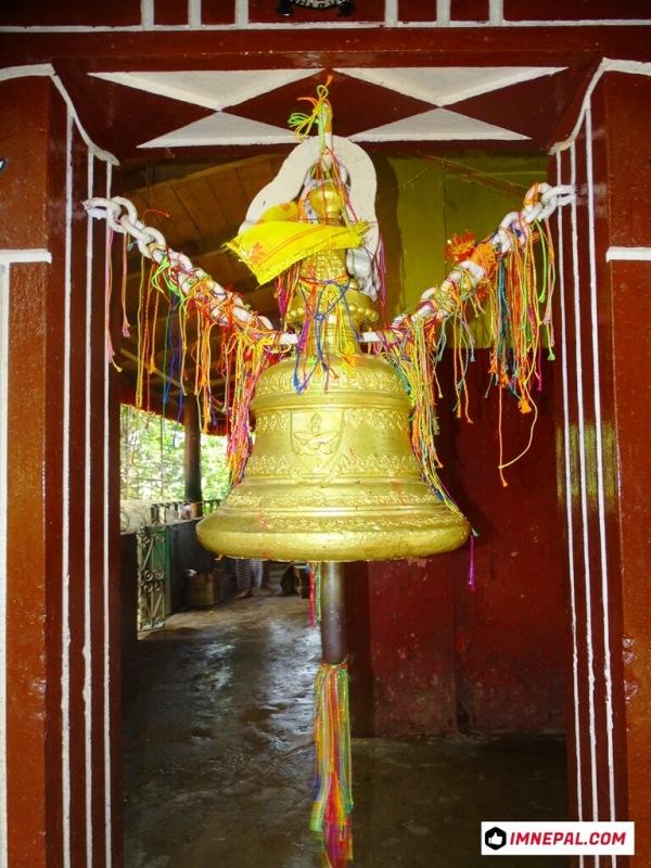 Budha Subba Temple Mandir Ghanti