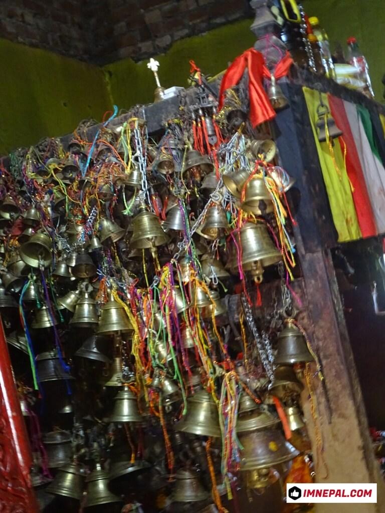 Budha Subba Temple ghanti