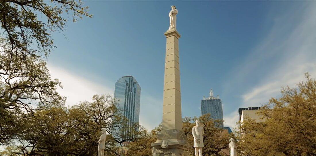 Dallas, America