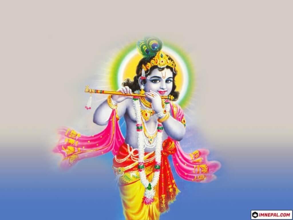 108 Names of Lord Shri Krishna in English, Hindi & Nepali