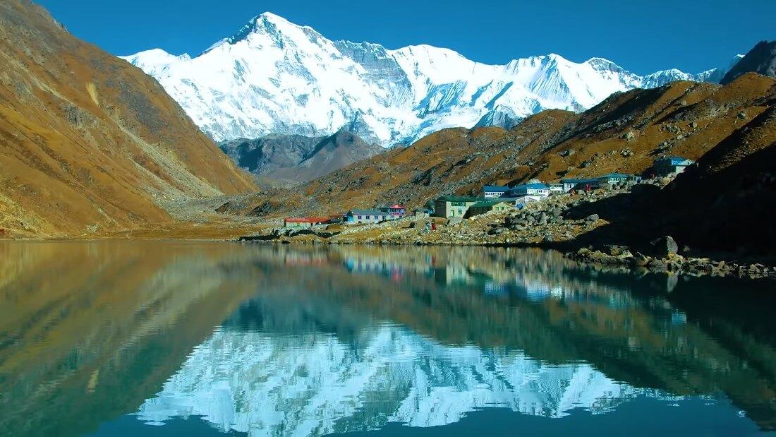 Gokyo Lake Nepal Image