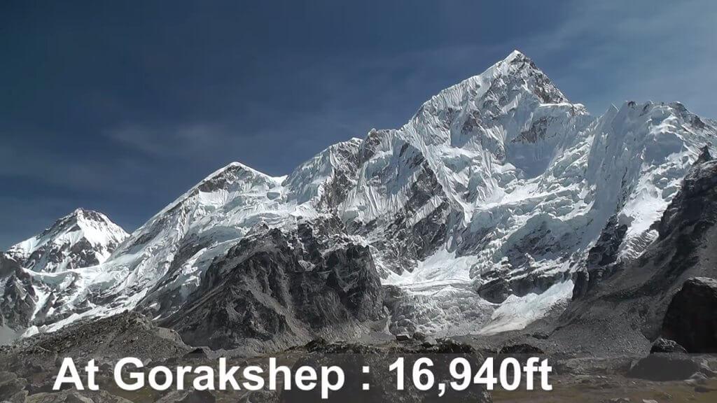 Gorakshep, Nepal