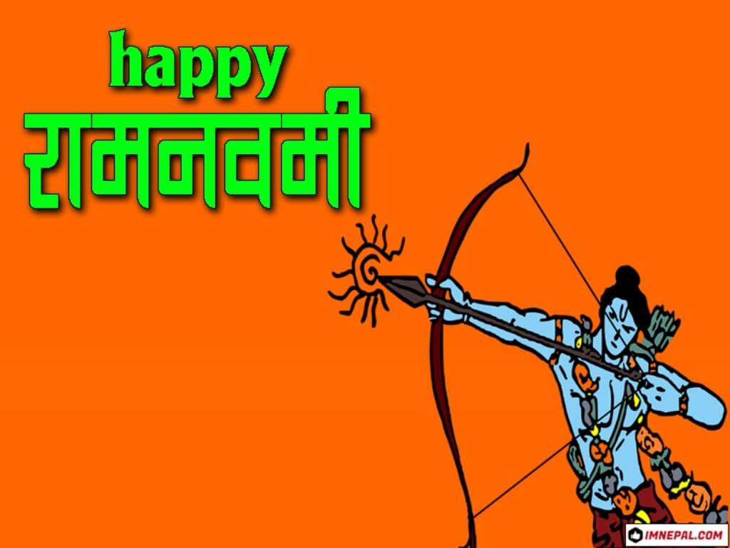Happy Ram Navami Greetings Cards Images
