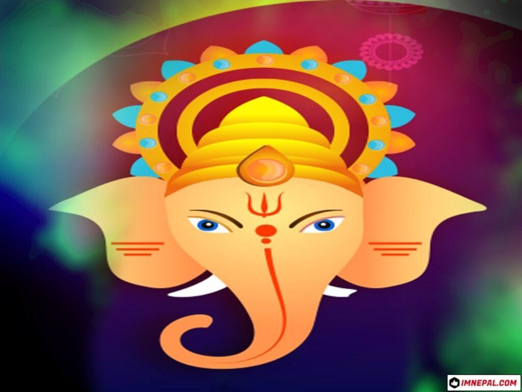 Hindu Deities God Ganesha HD Images Wallpapers