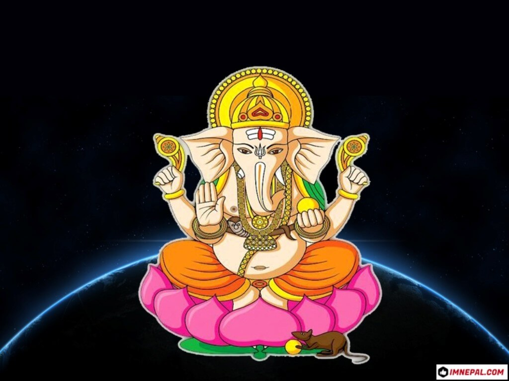 Hindu Deities Lord Ganesha HD Images Wallpapers