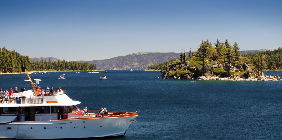 Lake Tahoe, Nevada and California