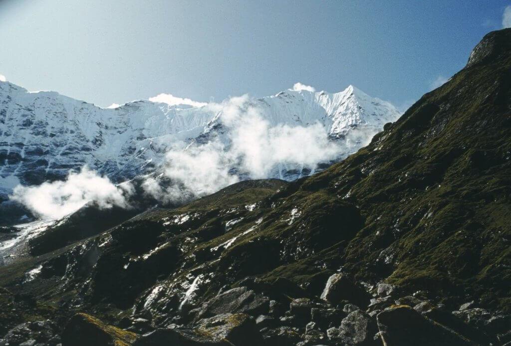 Mount Kusum Kanguru, Nepal