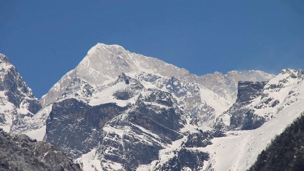 Mt. Makalu, Nepal