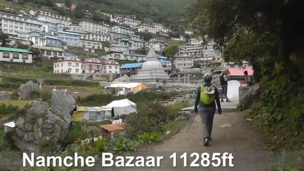 Namche Bazaar Image