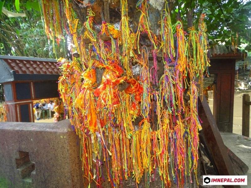 Sacred Thread Budha Subba Temple Mandir Dharan, Nepal
