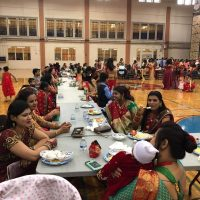 Teej Party in USA