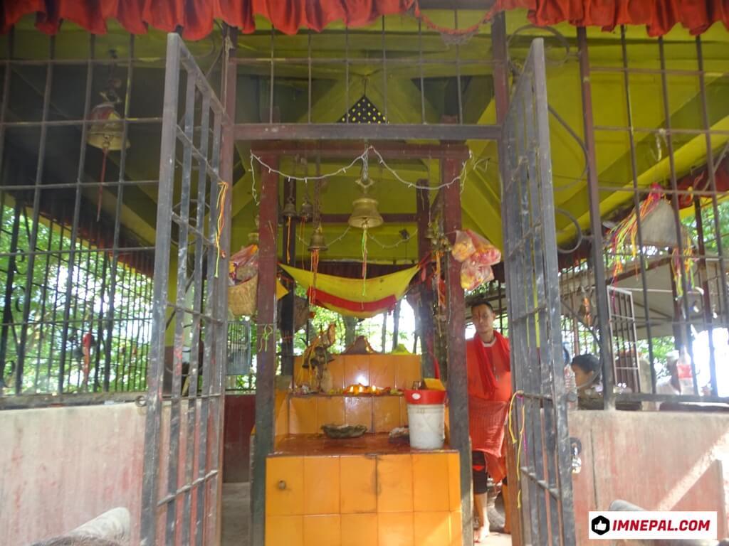 Temple besides Budha Subba Temple Mandir Dharan, Nepal