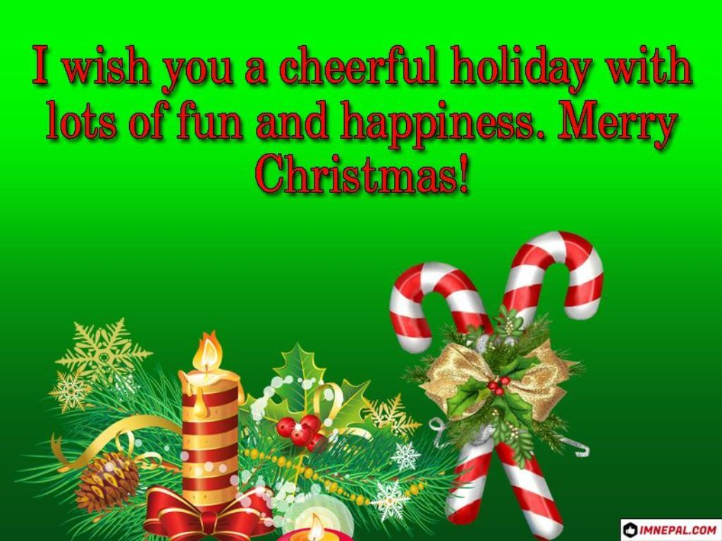 Merry Christmas Quotes & Pictures Image Greeting Cards