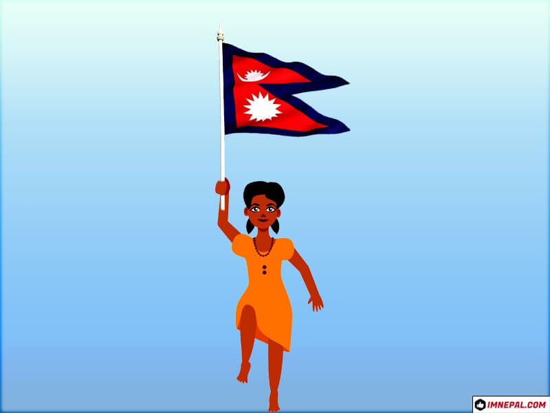 Nepali Flag Pictures